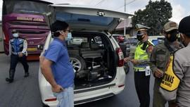 Satgas Perketat Pemeriksaan Arus Balik dari Sumatera ke Jawa