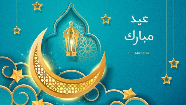Anda bisa mengucapkan selamat Lebaran dengan bahasa Arab. Terdapat sejumlah ucapan Idulfitri dalam bahasa Arab beserta artinya.