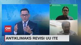 VIDEO: Antiklimaks Revisi UU ITE