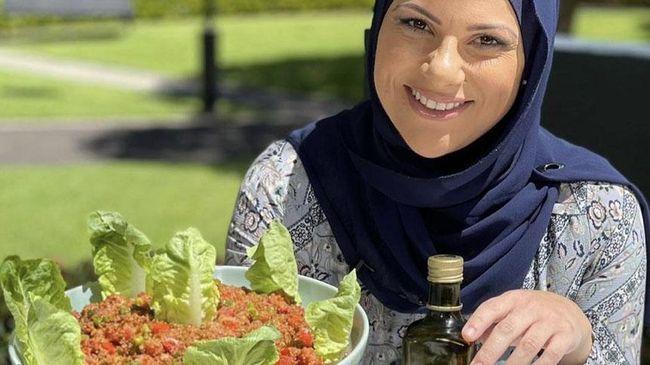 Menu-menu Ramadan ala chef Hoda Hannaway begitu erat dengan budaya Lebanon.
