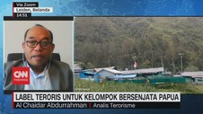 VIDEO: Label Teroris Untuk Kelompok Bersenjata Papua