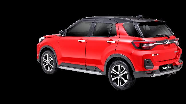 Daihatsu kembali menggunakan nama Rocky untuk model keluaran terbaru yang diluncurkan di Indonesia.