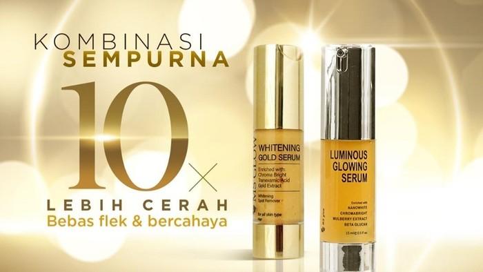 Perawatan ala Cleopatra, Ternyata Ini Manfaat Emas dalam Skincare