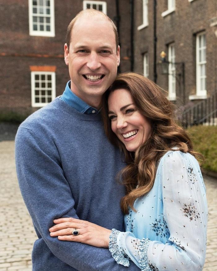 Hubungan mereka sudah terjalin semenjak sama-sama kuliah di University of St Andrews. (foto: instagram.com/kensingtonroyal)