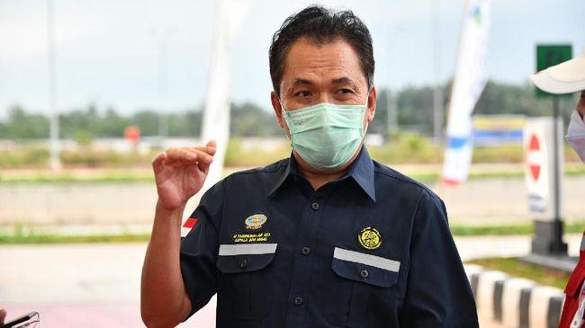 Tim BPH Migas mengadakan kunjungan ke sejumlah Pertashop di kawasan Bandung yang dilanjutkan dengan tujuan akhir Microsite Exxon Mobile pada Minggu (23/5).