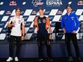 FOTO: Tawa Jelang Kesengitan MotoGP Spanyol 2021
