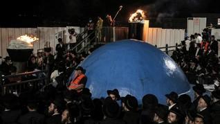 Puluhan Orang Tewas saat Upacara Keagamaan Yahudi di Israel