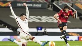 Hasil Liga Eropa: Man United Bertemu Villarreal di Final