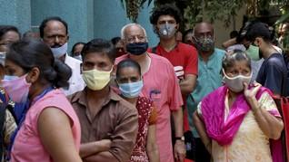 PMI Dunia Peringatkan Asia Pasifik Kewalahan Ledakan Covid-19