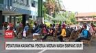 VIDEO: Peraturan Karantina Pekerja Migran Masih Simpang Siur