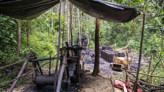 Pascakejadian sejumlah sumur minyak ilegal meledak, Gubernur Sumsel mendorong operasional tambang rakyat dilegalkan untuk menekan aksi penadah.
