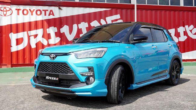 Semua merek sudah merevisi harga mobil baru yang dapat diskon PPnBM 100 persen, kecuali Toyota Raize 1.200 cc.
