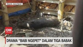 VIDEO: Drama 'Babi Ngepet' Dalam Tiga Babak