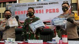 Tersangka Antigen Bekas di Kualanamu Raup Untung Rp1,8 Miliar