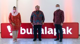 Bambang Brodjonegoro Jadi Komisaris Utama Bukalapak