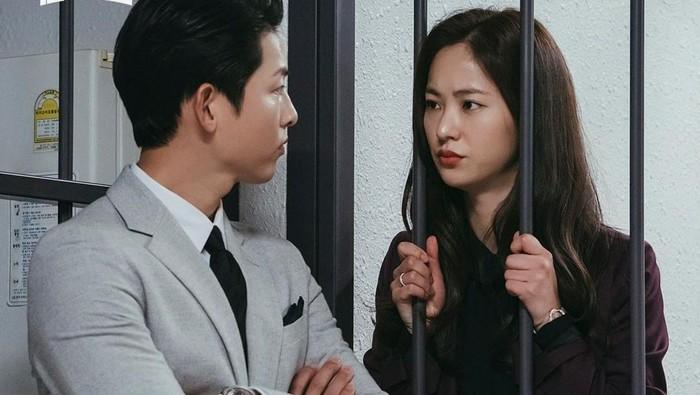Deretan Wanita yang Pernah Menjadi Lawan Main Song Jong Ki di Drama Korea