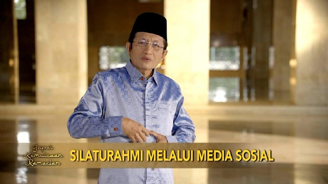 VIDEO: Bersilaturahmi via Media Sosial