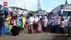 VIDEO: Ribuan Santri Ponpes Haur Kuning Pulang Kampung