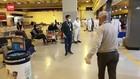 VIDEO: 23 Warga India Positif Covid-19 Di Bandara Roma
