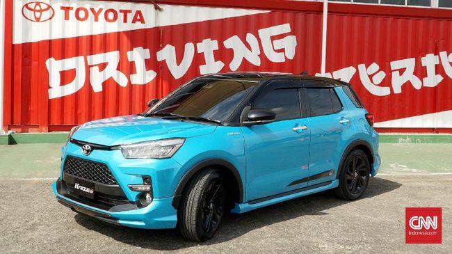 Toyota Raize dan Daihatsu Rocky punya dua pilihan mesin, yakni 1.000 cc turbo dan 1.200 cc untuk pasar otomotif Jepang.