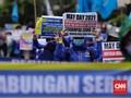 Isi Petisi Buruh yang Diserahkan ke MK dan Istana di May Day