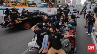 BEM SI Minta Kemendikbud Advokasi Mahasiswa Korban Represi