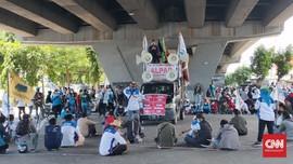 Polisi Sebut Demo Mahasiswa di Makassar Digelar di 10 Titik