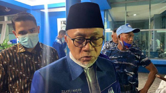 Menurut Ketua Umum PAN Zulkifli Hasan, jika tidak ada Partai Ummat, kondisi internal partainya bisa bertengkar sendiri.