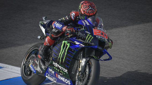 Terbukanya ritsleting baju balap Fabio Quartararo dan terlemparnya chest protector di MotoGP Catalunya dinilai berbahaya dan melanggar regulasi FIM.