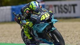 Rossi Sadar Diri Tak Bisa Menang MotoGP