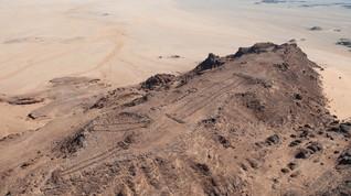 Batu Pemujaan Berusia 7.000 Tahun Ditemukan di Arab