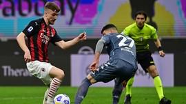 Klasemen Liga Italia: Milan Geser Atalanta