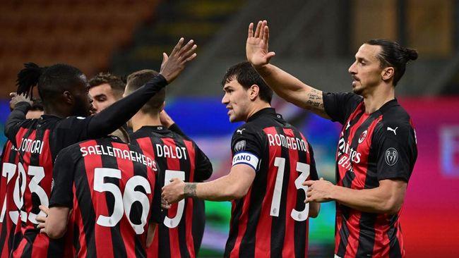 Nestapa AC Milan terus berlanjut. Baru semusim bisa bangkit dari masa keterpurukan, kekuatan mereka langsung dicubit.