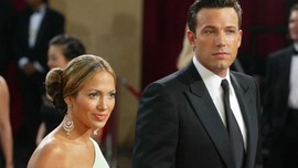 Liburan Berdua, JLo dan Ben Affleck Dikabarkan 'Balikan'