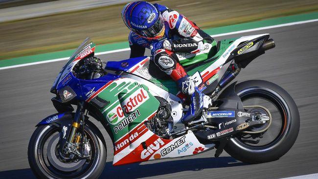 Mantan pembalap Jorge Lorenzo menyebut Alex Marquez tidak bisa mengebut di MotoGP 2021 jelang MotoGP Prancis 2021 di Sirkuit Le Mans, Minggu (16/5).
