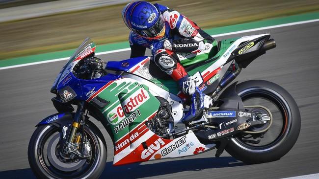 Lorenzo Sebut Marquez Tak Bisa Ngebut di MotoGP 2021