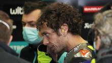 Rossi: MotoGP Prancis Sangat Berbahaya dan Menakutkan
