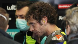 MotoGP Prancis: Rossi Tak Pernah Baca Kritikan