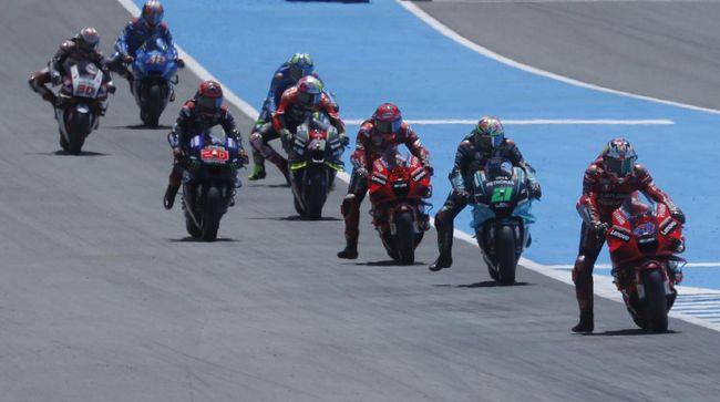 MotoGP Prancis 2021 di Sirkuit Le Mans bisa disaksikan secara live streaming. Berikut jadwal live streaming MotoGP Prancis di CNNIndonesia.com.