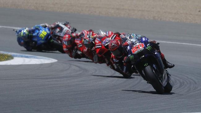 Tonton Live Streaming MotoGP Prancis 2021 di Sini