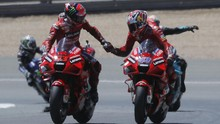VR46 Pakai Motor Ducati di MotoGP Musim Depan