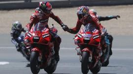 MotoGP San Marino: Miller Siap Jadi Pengawal Bagnaia