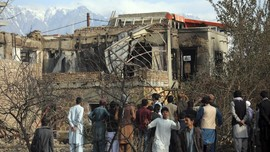 Taliban Kian Ganas, 347 Warga Afghanistan Kabur ke Tajikistan