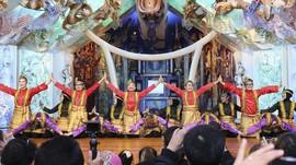 Tari Saman Aceh Pukau Festival Seni Tari UNESCO