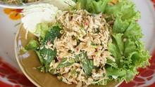 Resep Praktis Berbuka: Ayam Suwir Cabe Ijo