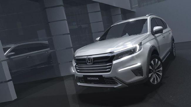 Honda Prospect Motor mengindikasikan ada yang baru dari mobil konsep N7X di GIIAS, namun informasi lainnya masih rahasia.