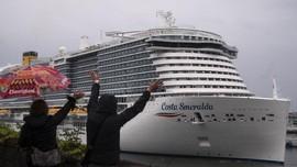 Kapal Pesiar Raksasa bak Kota Terapung Kembali Berlayar