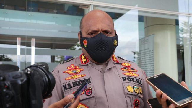 Kapolda Papua Irjen Pol Mathius D Fakhiri mengakui sempat ada gelombang pengungsian oleh warga akibat baku tembak KKB-TNI di Ilaga, kemarin.