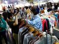FOTO: Wanti-wanti Potensi Klaster Pasar Tanah Abang