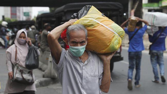 Kasus Covid-19 di Indonesia bertambah 6.130 pada Sabtu (8/5), sehingga jumlah kasus positif menjadi 1.709.762 per hari ini.